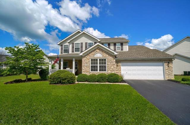 7293 Crossett Court, Canal Winchester, OH 43110 (MLS #221024057) :: Berkshire Hathaway HomeServices Crager Tobin Real Estate