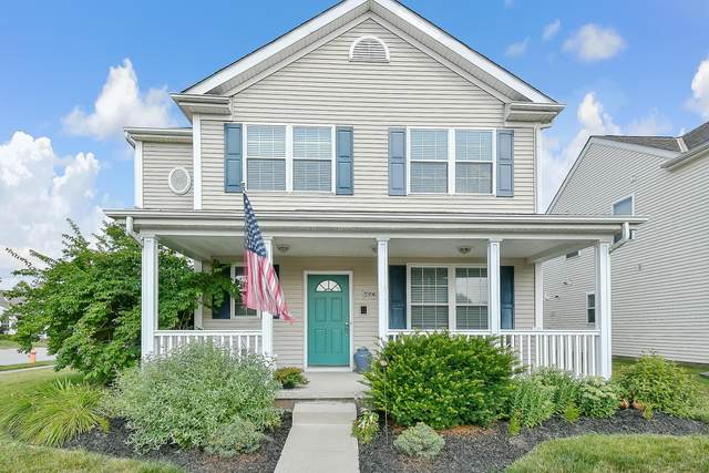 5996 Witherspoon Way, Westerville, OH 43081 (MLS #221024102) :: Sam Miller Team