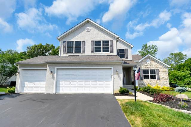 7543 Marrisey Loop, Galena, OH 43021 (MLS #221024209) :: Signature Real Estate
