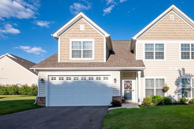 4749 Newport Loop W, Grove City, OH 43123 (MLS #221024335) :: Berkshire Hathaway HomeServices Crager Tobin Real Estate