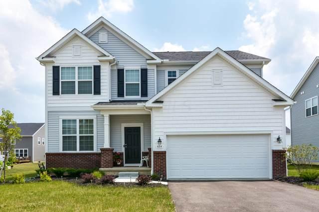424 Lemming Drive, Sunbury, OH 43074 (MLS #221024348) :: Signature Real Estate