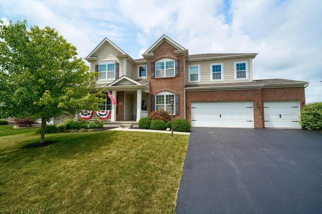 6584 Scioto Chase Boulevard, Powell, OH 43065 (MLS #221024355) :: Greg & Desiree Goodrich | Brokered by Exp