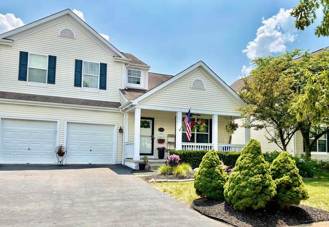7165 Winterbek Avenue, New Albany, OH 43054 (MLS #221024413) :: Berkshire Hathaway HomeServices Crager Tobin Real Estate
