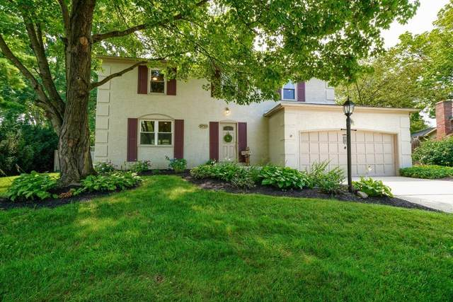 5723 Middlefield Drive, Columbus, OH 43235 (MLS #221024423) :: Signature Real Estate