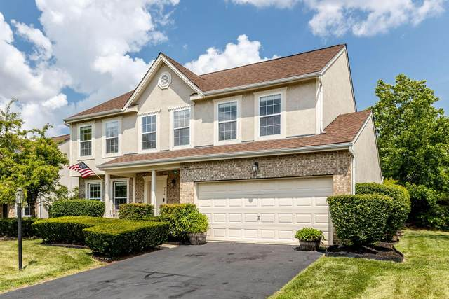 776 Village Park Drive, Powell, OH 43065 (MLS #221024685) :: Signature Real Estate