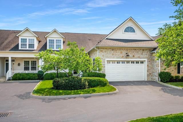 4086 Hanover Square Drive, Dublin, OH 43016 (MLS #221024778) :: Signature Real Estate