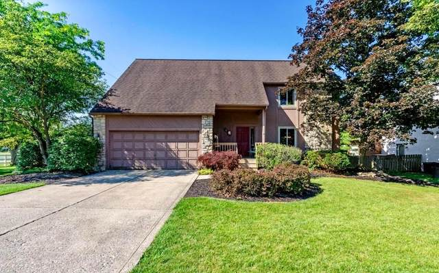 1027 Farrington Drive, Westerville, OH 43081 (MLS #221024853) :: Signature Real Estate