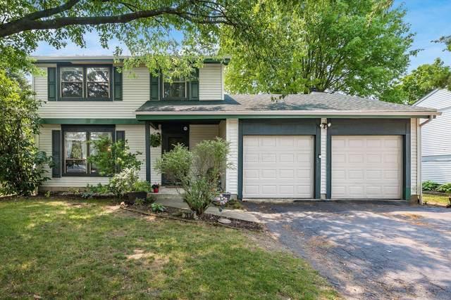 2856 Chatsworth Way, Reynoldsburg, OH 43068 (MLS #221024893) :: Signature Real Estate