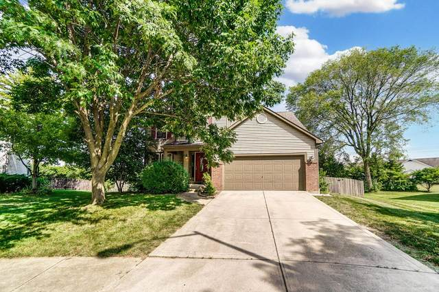 804 Lynnhaven Court, Columbus, OH 43228 (MLS #221025046) :: Berkshire Hathaway HomeServices Crager Tobin Real Estate