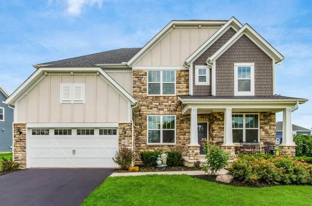 1163 Balmoral Drive, Delaware, OH 43015 (MLS #221025295) :: CARLETON REALTY