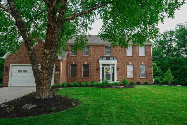 5505 Bellerive Place, Westerville, OH 43082 (MLS #221025527) :: Berkshire Hathaway HomeServices Crager Tobin Real Estate