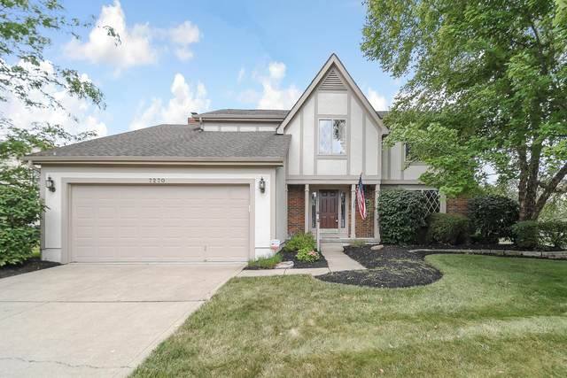 7270 Snowberry Lane, Canal Winchester, OH 43110 (MLS #221025574) :: Berkshire Hathaway HomeServices Crager Tobin Real Estate