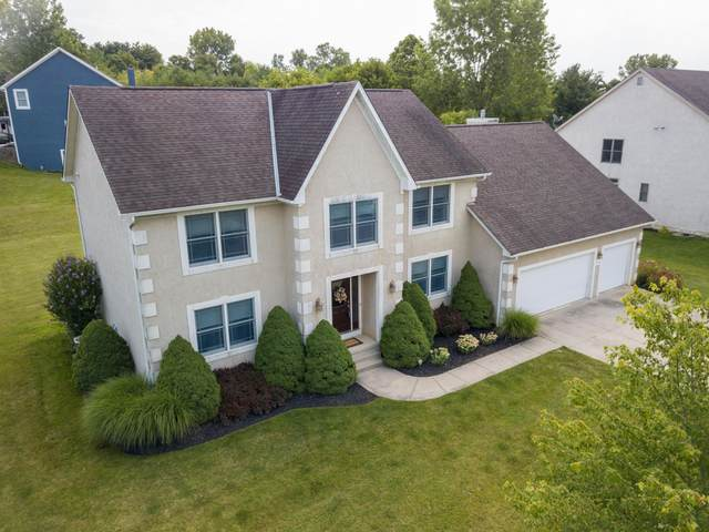 6315 Crystal Valley Drive, Galena, OH 43021 (MLS #221025623) :: The Raines Group