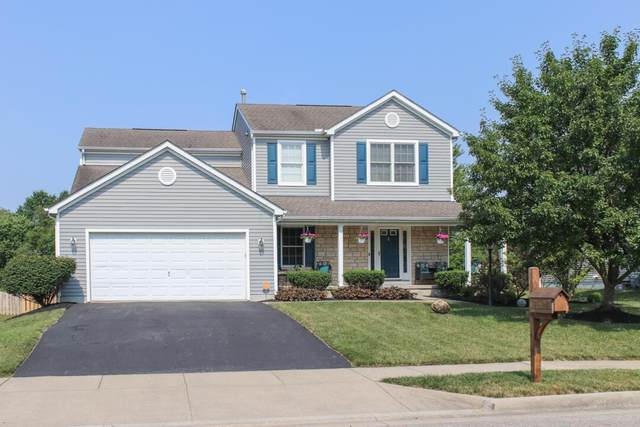 366 Linden Circle, Pickerington, OH 43147 (MLS #221025634) :: The Holden Agency