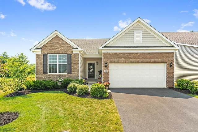 398 Stone Quarry Drive, Delaware, OH 43015 (MLS #221025711) :: The Holden Agency