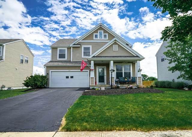 129 Brenden Park Drive, Etna, OH 43062 (MLS #221025727) :: Berkshire Hathaway HomeServices Crager Tobin Real Estate