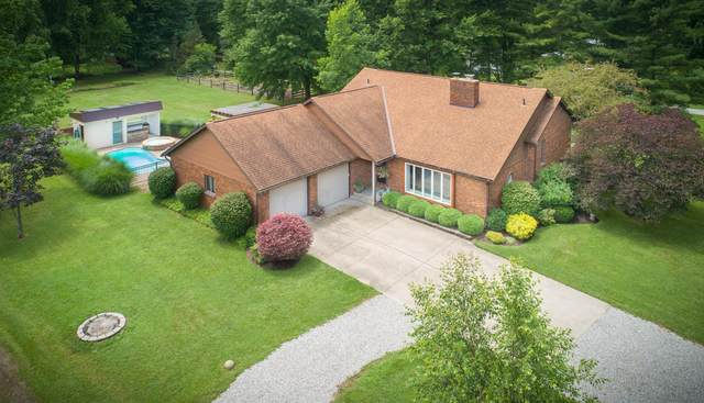 7809 Morse Road, New Albany, OH 43054 (MLS #221025789) :: The Raines Group