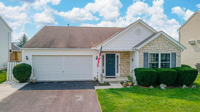 91 Richard Avenue, South Bloomfield, OH 43103 (MLS #221025797) :: The Raines Group