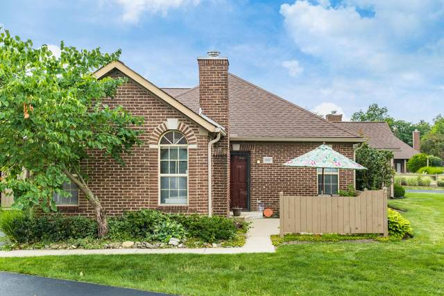 3887 Ivygate Place, Dublin, OH 43016 (MLS #221025819) :: Berkshire Hathaway HomeServices Crager Tobin Real Estate