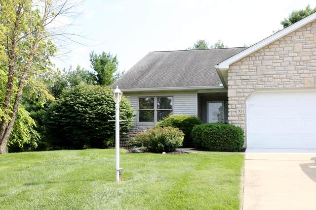 951 Professional, Heath, OH 43056 (MLS #221025928) :: The Raines Group