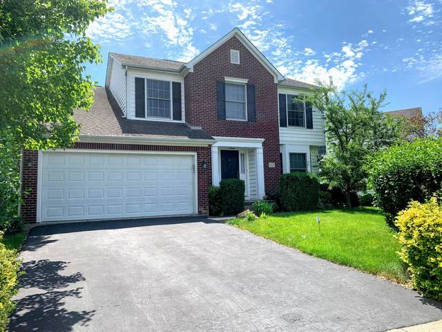 4632 Herb Garden Drive, New Albany, OH 43054 (MLS #221026135) :: The Raines Group