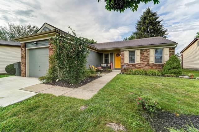 3470 Brinkton Drive, Columbus, OH 43231 (MLS #221026162) :: The Tobias Real Estate Group