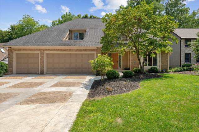 259 Autumn Leaf Court, Columbus, OH 43235 (MLS #221026334) :: ERA Real Solutions Realty