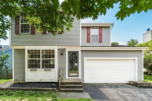 5199 Redlands Drive, Hilliard, OH 43026 (MLS #221026509) :: 3 Degrees Realty