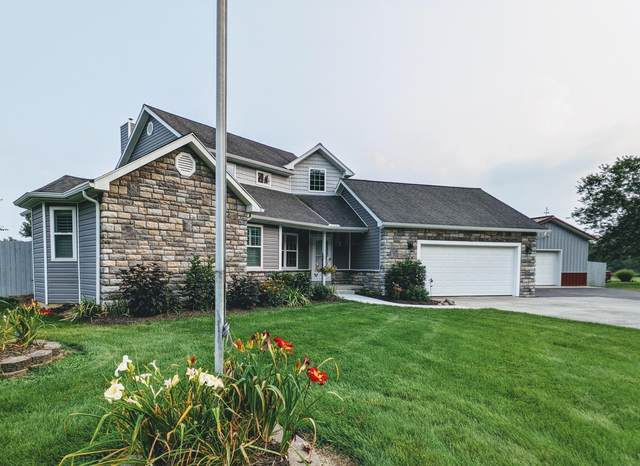 13436 Bevelhymer Road, Westerville, OH 43081 (MLS #221026579) :: The Raines Group