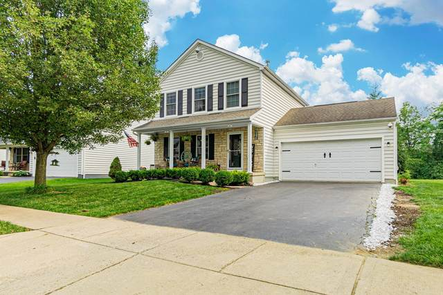 5525 Boucher Drive, Orient, OH 43146 (MLS #221026877) :: 3 Degrees Realty