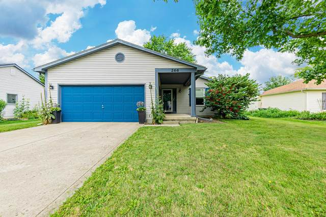 266 Hearthstone Drive, Delaware, OH 43015 (MLS #221026890) :: 3 Degrees Realty