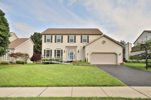 7854 Gladshire Boulevard, Lewis Center, OH 43035 (MLS #221026973) :: Berkshire Hathaway HomeServices Crager Tobin Real Estate