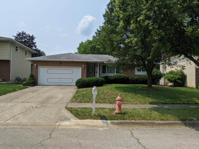 5961 Northern Pine Street, Columbus, OH 43231 (MLS #221026976) :: Berkshire Hathaway HomeServices Crager Tobin Real Estate