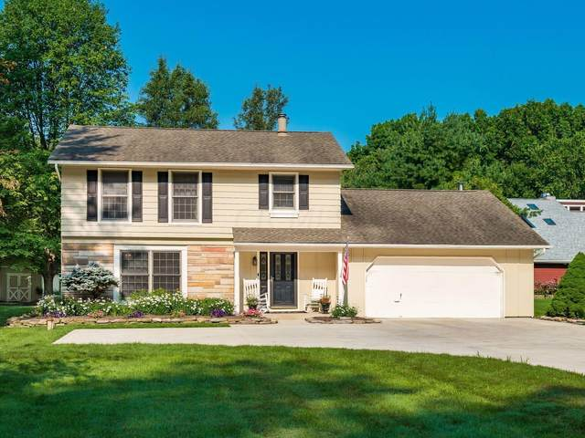 9226 Concord Road, Powell, OH 43065 (MLS #221027182) :: The Tobias Real Estate Group