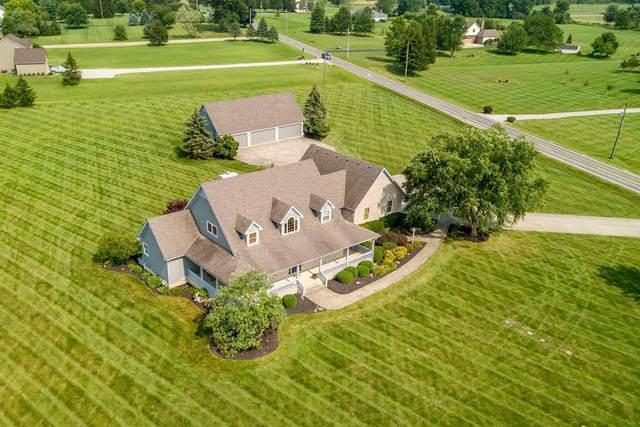 12661 Woodtown Road, Galena, OH 43021 (MLS #221027304) :: Signature Real Estate