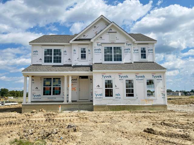 10927 Bellflower Drive Lot 1675, Plain City, OH 43064 (MLS #221027685) :: The Holden Agency