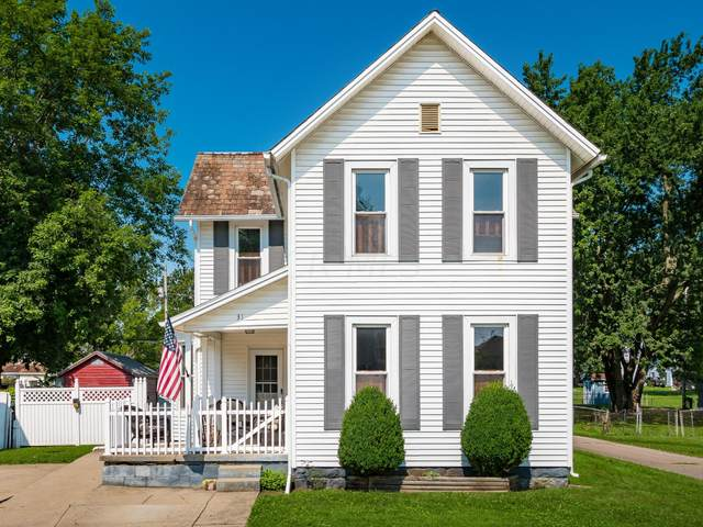 31 Madison Avenue, Newark, OH 43055 (MLS #221027722) :: Signature Real Estate
