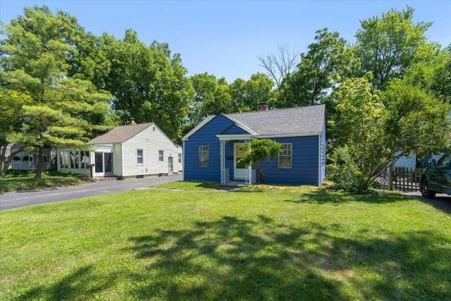820 S Chesterfield Road, Columbus, OH 43209 (MLS #221027773) :: The Raines Group