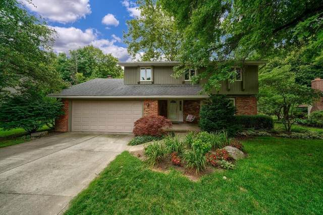 1035 Autumn Meadows Drive, Westerville, OH 43081 (MLS #221027793) :: Shannon Grimm & Partners Team