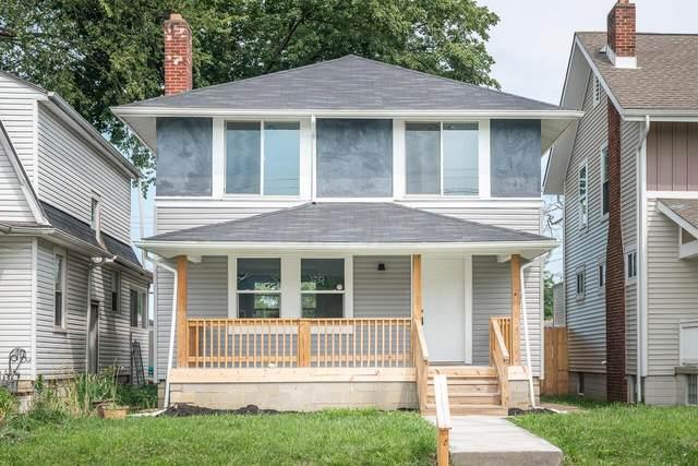 1318 Lockbourne Road, Columbus, OH 43206 (MLS #221027871) :: Bella Realty Group