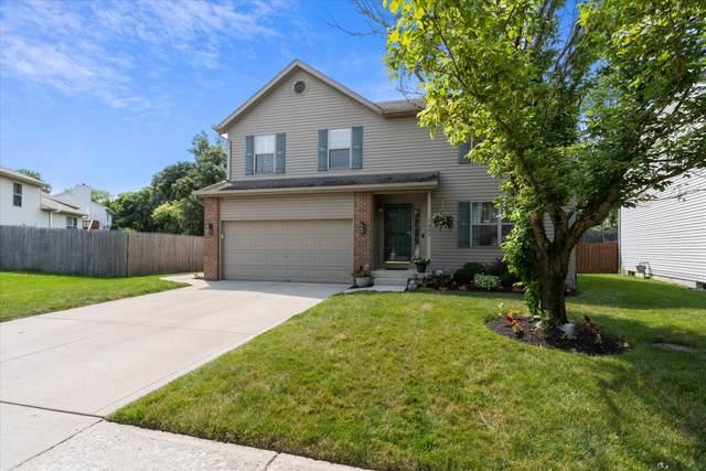 7961 Hickson Drive, Blacklick, OH 43004 (MLS #221027886) :: Signature Real Estate