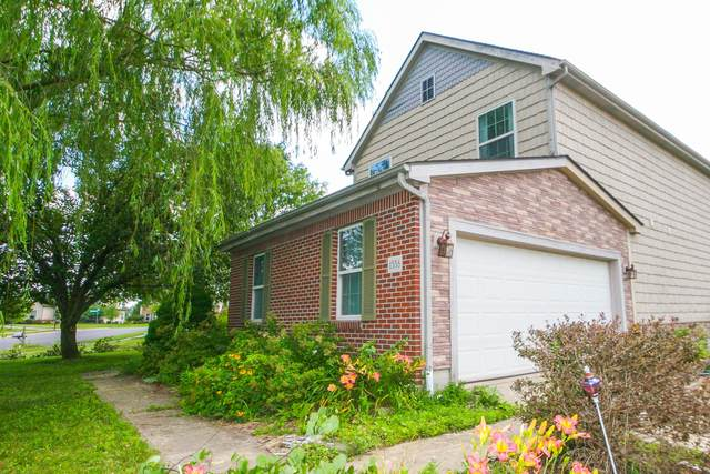 1558 Royal Oak Drive, Lewis Center, OH 43035 (MLS #221028032) :: The Raines Group