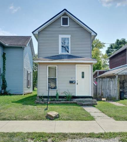 687 Sugar Street, Marion, OH 43302 (MLS #221028062) :: CARLETON REALTY