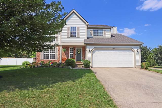 2340 Birch Bark Trail, Grove City, OH 43123 (MLS #221028199) :: Berkshire Hathaway HomeServices Crager Tobin Real Estate