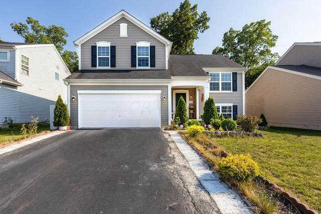 7263 Serenoa Drive, Reynoldsburg, OH 43068 (MLS #221028327) :: The Holden Agency