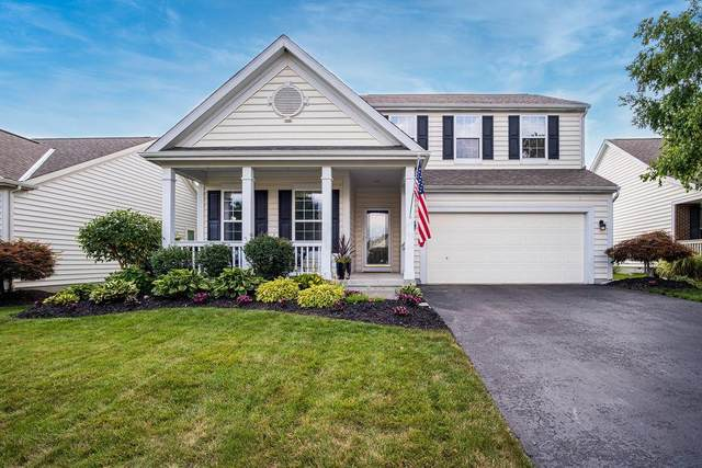 974 Carnoustie Circle, Grove City, OH 43123 (MLS #221028564) :: Signature Real Estate