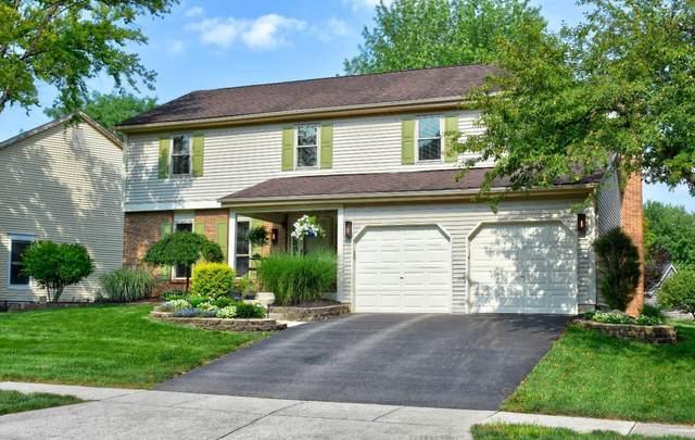 5184 Darry Lane, Dublin, OH 43016 (MLS #221028971) :: Core Ohio Realty Advisors