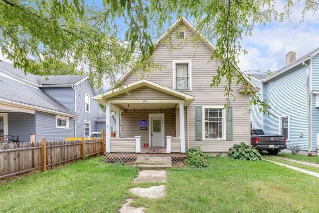 328 E Brown Avenue, Bellefontaine, OH 43311 (MLS #221028996) :: RE/MAX Metro Plus
