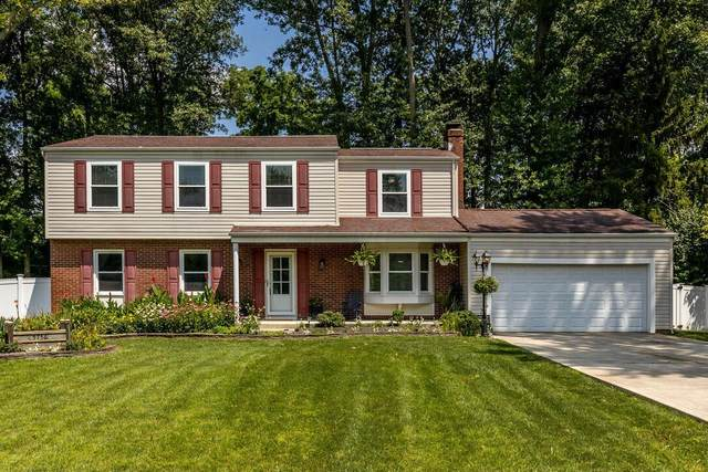 5756 Plum Orchard Drive, Columbus, OH 43213 (MLS #221029091) :: Exp Realty