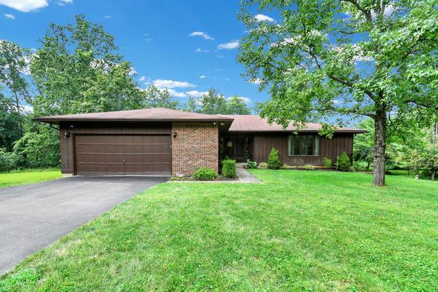 8369 Manitou Drive, Westerville, OH 43081 (MLS #221029097) :: The Raines Group